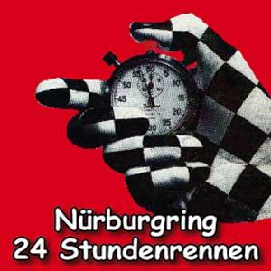 24 Stundenrennen Nürburgring (verschiedene Jahre)