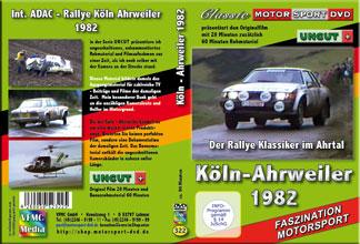 D322 Rallye Köln-Ahrweiler 1982 *Film + UNCUT *