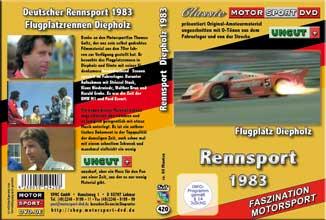 1983 Deutscher Rennsport Flugplatz Diepholz *D420