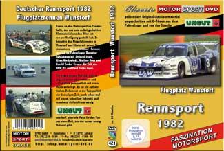 1982 Deutscher Rennsport Wunstorf *Turbo Capri*M1 *D421