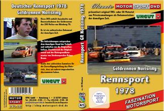 1978 DRM *Geldrennen  Norisring *Zakspeed Capri*D423