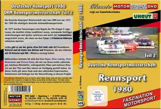 1980 Deutsche Rennsport Meisterschaft Teil 2 * D428
