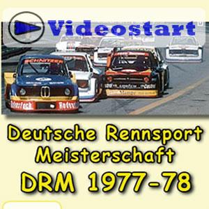 1977 und 1978 Deutsche Rennsport Meisterschaft  *D441