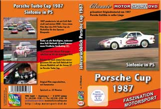 "Porsche 944 Turbo Cup 1987  ""Sinfonie in PS"" * D503"