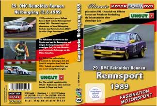 1989 Rennsport * Reinolduslangstreckenrennen * D506