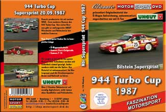 Porsche 944 Turbo Cup 1987  Supersprint * D507