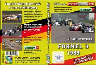 F3 Nürburgring 1989 * Michael Schumacher  * D508