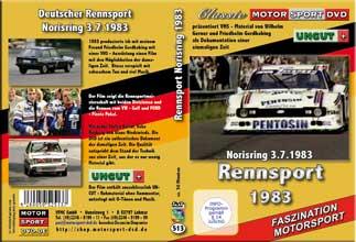 1983 Rennsport * Norisring * Rennsporttrophäe * D513