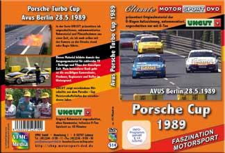 Porsche 944 Turbo Cup 1989  Avus Berlin * D 514