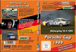 Porsche 944 Turbo Cup 1989 Nürburgring 30.4. * D 516