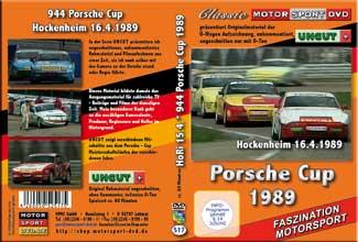 Porsche 944 Turbo Cup 1989 Hockenheim 16..4. * D 517