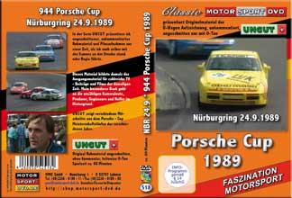 Porsche 944 Turbo Cup 1989 Nürburgring 24.9. * D 518