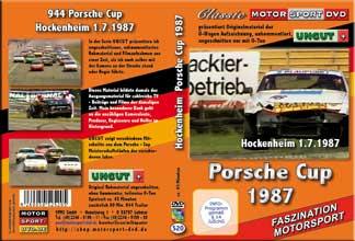 Porsche 944 Turbo Cup 1987 Hockenheim 1.7.87 * D520