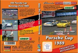 Porsche 944 Turbo Cup 1989 Norisring 25.6.89 * D521