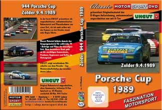 Porsche 944 Turbo Cup 1989 Zolder 9.4.89 * D522