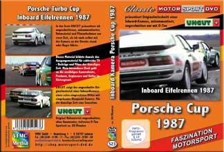 Porsche 944 Cup 1987 Inboardkamera Eifelrennen * DVD523