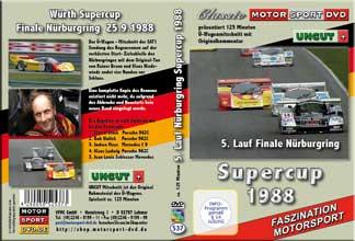 SAT.1 Supercup Finale Nürburgring 1988 * Gruppe C *D537