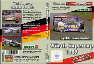 Supercup 1987 * 4.Lauf Diepholz  * Porsche * D541