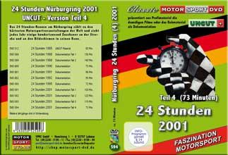 24 Stunden Nürburgring 2001 * Teil 4 * D594