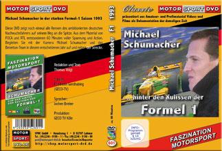 Michael Schumacher -Hinter den Kulissen der F1 * D601