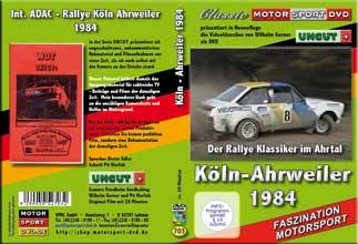 Köln-Ahrweiler Rallye 1984 * Der Klassiker * D703