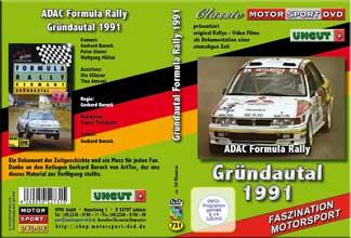 DRM special * Formula Rally Gründautal 1991 * D731