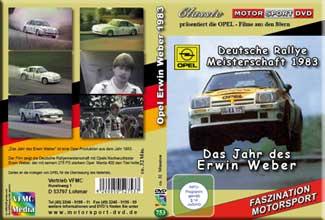 Deutsche Rallye Meisterschaft 83 *Opel Manta 400* D783