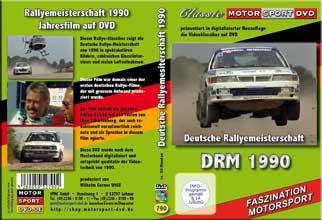 DRM 90 * Deutsche Rallye Meisterschaft * D790