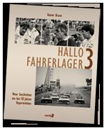 HALLO FAHRERLAGER 3 signiertes Buch plus DVD