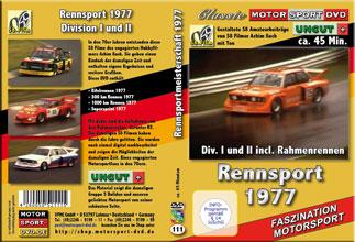 D111* 1977 Rennsport * S8 Material * Zakspeed Turbocapr *D111