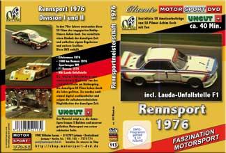 D113* 1976 Rennsport *Lauda Unfall* Zakspeed Turbocapri *Racing