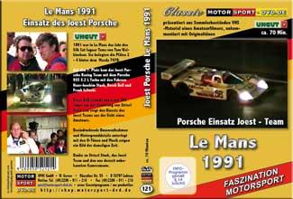 D121* Le Mans 1991 * Joest Porsche 935 * Striezl Stuck