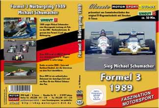 D122* Formel 3 Nürburgring mit Michael Schumacher