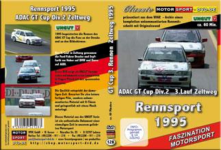 D128* ADAC GT Cup Division 2 Zeltweg 1995 * Rennsport*
