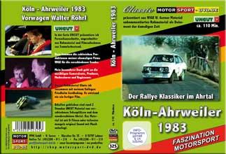 D325* Rallye Köln Ahrweiler 1983 mit Walter Röhrl Audi Quattro *