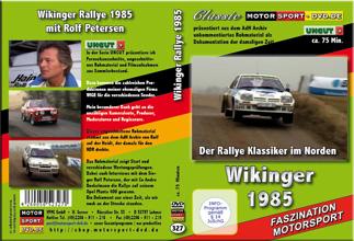 D327* Wikinger-Rallye 1985 * UNCUT Profimaterial mit Originalton