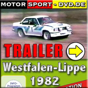 D338* Westfalen - Lippe 1982 * Motorsport-DVD * UNCUT Rallye * Rallye-DVD