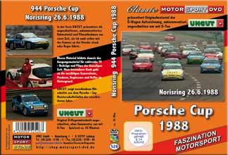 Porsche 944 Cup 1988 * Norisring Nürnberg UNCUT * D526