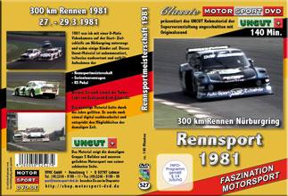 1981 Rennsportmeisterschaft* Nürburgring 300 km *D527