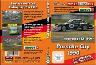 Porsche Carrera Cup 1990 * Nürburgring  *UNCUT * D546