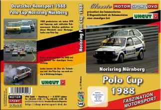 Polo Cup 1988 * Norisring Nürnberg *UNCUT * D549
