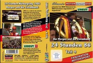 24 Stunden Nürburgring 1986 * UNCUT Teil 4* D563