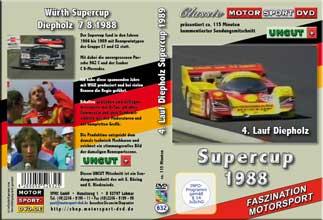 WÜRTH - Supercup -Diepholz 1988* Porsche 962C * D632