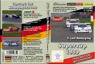 Supercup spezial - Nürburgring Finale 1989 * D634