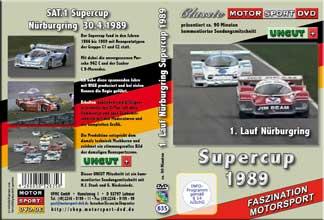 Supercup spezial - Nürburgring 1. Lauf 1989 * D635