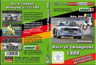 Race of the Champions - Nürburgring 1989 * D640