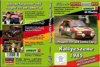 1985 Peugeot 205GTI Samba Cup Jahresfilm * D775