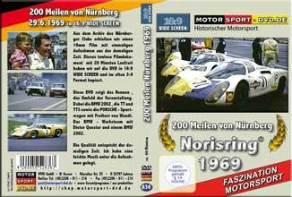 D836* Norisring 1969 im Widescreen 16:9 Format