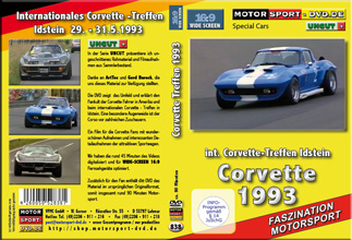 D838* Corvette Treffen 1993 in 16:9 Motorsport Rallye DVD