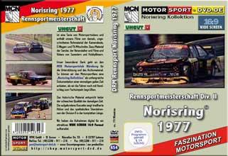 D654* Rennsport Div. 2 Skandalrennen 1977  * Norisring in 16:9 * Rennsport *